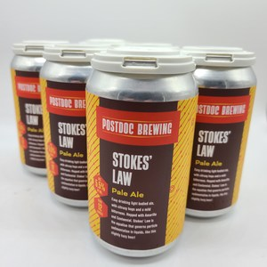 Stokes' Law - 6pk 12oz CANS TO GO